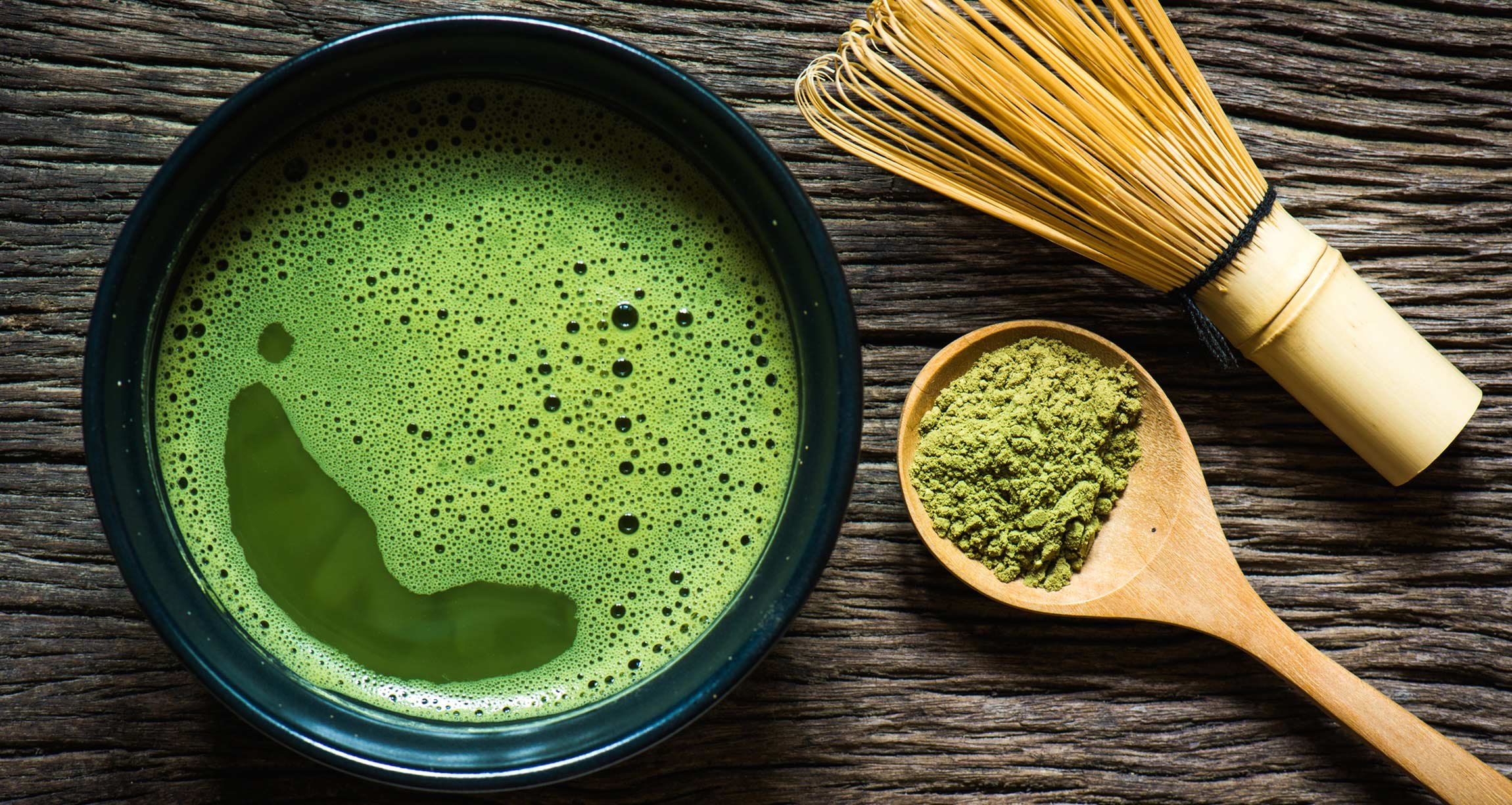 Matcha Tea-potent antioxidant!
